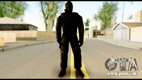 Counter Strike Skin 6 pour GTA San Andreas