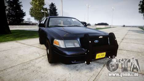 Ford Crown Victoria Police Interceptor [Retired] pour GTA 4