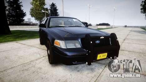 Ford Crown Victoria Police Interceptor [Retired] für GTA 4