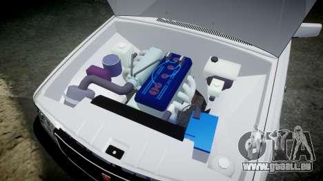 GAZ 31022 rims2 pour GTA 4 Vue arrière
