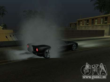 New Effects Pack White Version für GTA San Andreas her Screenshot