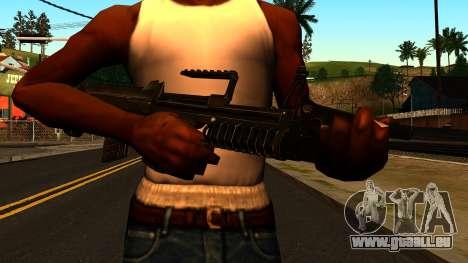Le BPA de Profondeur pour GTA San Andreas troisième écran