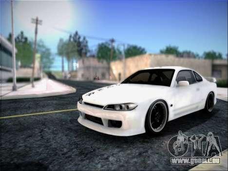 Nissan Silvia S15 Roux pour GTA San Andreas