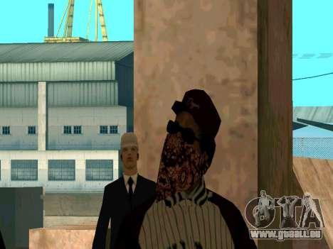 Doggers Gang für GTA San Andreas her Screenshot