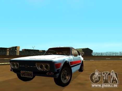 Volkswagen SP2 Original für GTA San Andreas