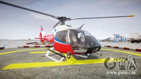 Eurocopter EC130 B4 Air Koryo pour GTA 4