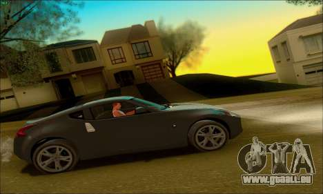 White Water ENB pour GTA San Andreas sixième écran