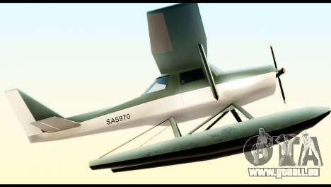 Beta Skimmer für GTA San Andreas rechten Ansicht