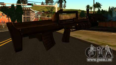 Le BPA de Profondeur pour GTA San Andreas deuxième écran