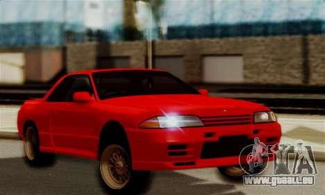 Nissan Skyline Stance für GTA San Andreas