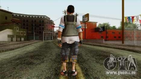 GTA 4 Skin 21 pour GTA San Andreas deuxième écran