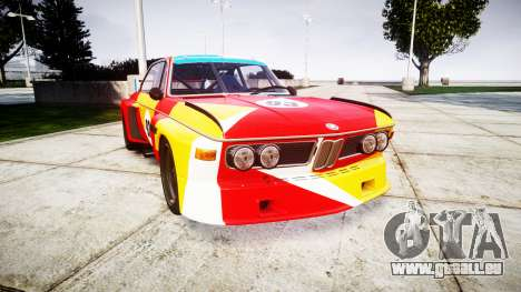 BMW 3.0 CSL Group4 1973 Art pour GTA 4