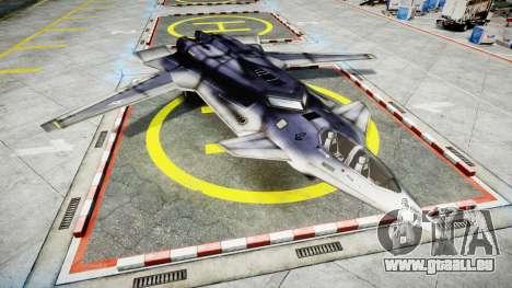Lockheed F-121 Switchblade pour GTA 4