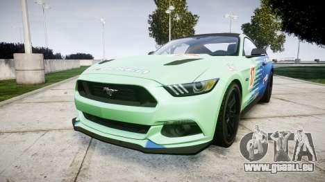 Ford Mustang GT 2015 Custom Kit falken für GTA 4
