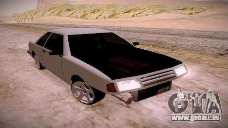 Manana BOOM pour GTA San Andreas