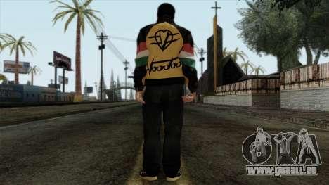GTA 4 Skin 67 pour GTA San Andreas deuxième écran