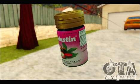 Mastin Good Grenade für GTA San Andreas