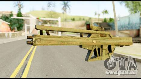 Fortune RG from Metal Gear Solid für GTA San Andreas