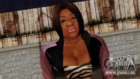 GTA 4 Skin 57 pour GTA San Andreas troisième écran