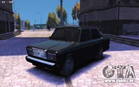 VAZ 2107 für GTA 4