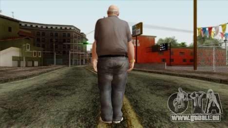 GTA 4 Skin 61 für GTA San Andreas zweiten Screenshot