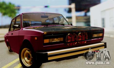 VAZ 2105 Combat Classic für GTA San Andreas rechten Ansicht