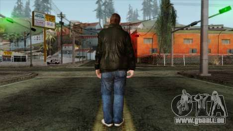 GTA 4 Skin 59 pour GTA San Andreas deuxième écran
