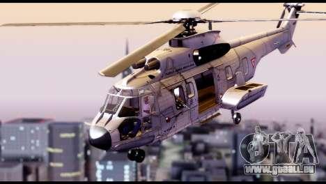 EC-725 Super Cougar pour GTA San Andreas