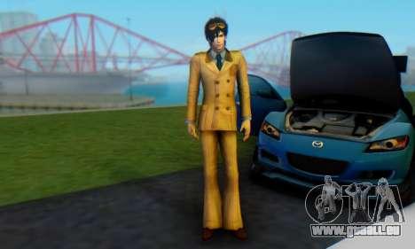 Dynasty Warriors 8 XLCE Li Dian DLC für GTA San Andreas her Screenshot