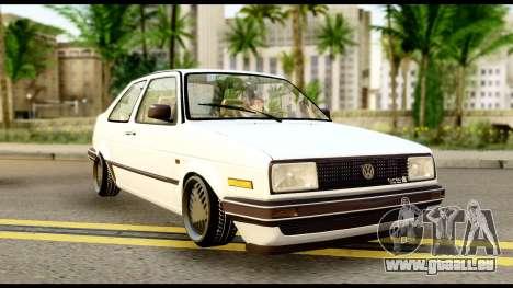 Volkswagen Jetta A2 Coupe pour GTA San Andreas