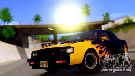 HardCore ENB für GTA San Andreas her Screenshot