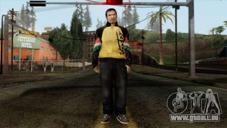 GTA 4 Skin 67 pour GTA San Andreas
