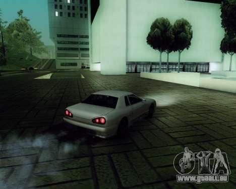 Graphique Mod v5.0 для GTA San Andreas pour GTA San Andreas sixième écran