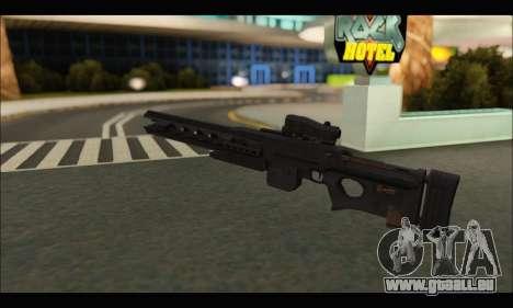 BF4 Final Stand DLC Rorsch Mk-1 für GTA San Andreas dritten Screenshot