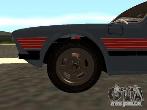 Volkswagen SP2 Original für GTA San Andreas Seitenansicht