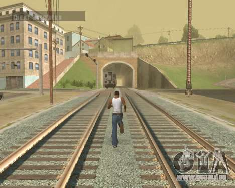 Colormod Dark Low für GTA San Andreas sechsten Screenshot