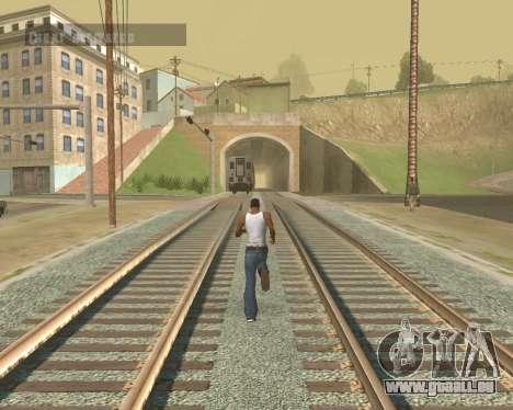 Colormod Dark Low pour GTA San Andreas sixième écran