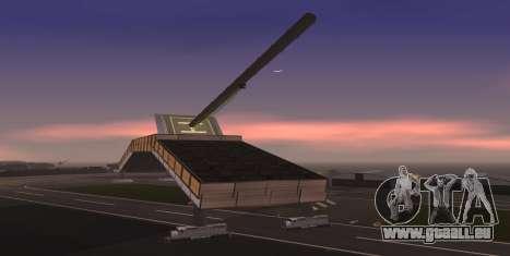 Landkreuzer P. 1500 Monster for SA:MP für GTA San Andreas zweiten Screenshot