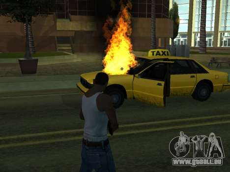 New Effects Pack White Version für GTA San Andreas siebten Screenshot