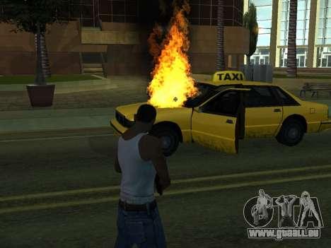 New Effects Pack White Version pour GTA San Andreas septième écran
