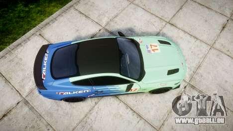 Ford Mustang GT 2015 Custom Kit falken pour GTA 4 est un droit