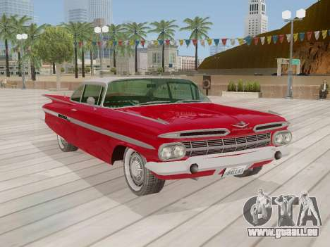 Chevrolet Impala 1959 pour GTA San Andreas