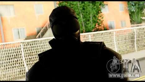 Counter Strike Skin 6 für GTA San Andreas dritten Screenshot
