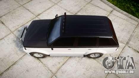 Vapid Huntley Sport 4x4 off-road für GTA 4 rechte Ansicht