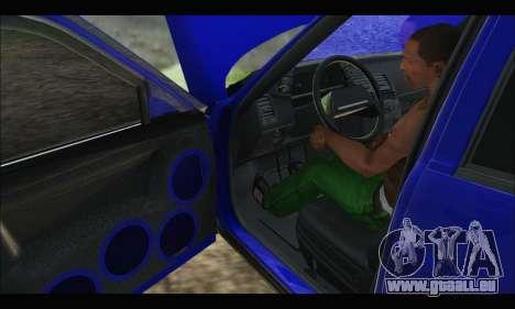 VAZ 2112 pour GTA San Andreas vue de côté