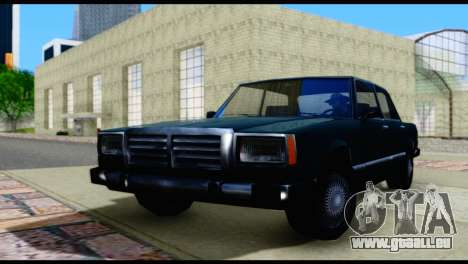 Quatre Feltzer pour GTA San Andreas