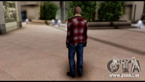 Prologue Michael Skin from GTA 5 für GTA San Andreas zweiten Screenshot