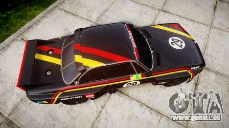 BMW 3.0 CSL Group4 [29] pour GTA 4 est un droit