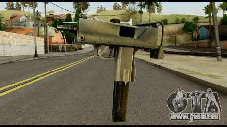 Ingram from Max Payne pour GTA San Andreas