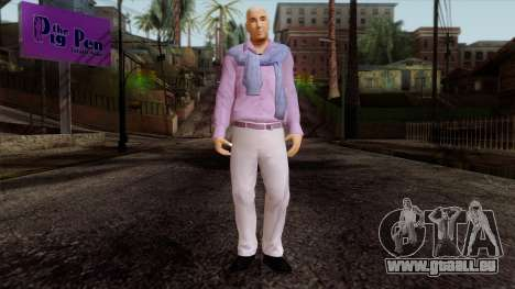 GTA 4 Skin 48 für GTA San Andreas